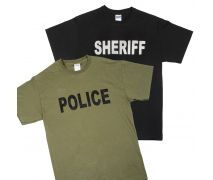 GT Police and Sheriff Tees