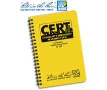 Rite in the Rain CERT All-Weather Field Operating Guide